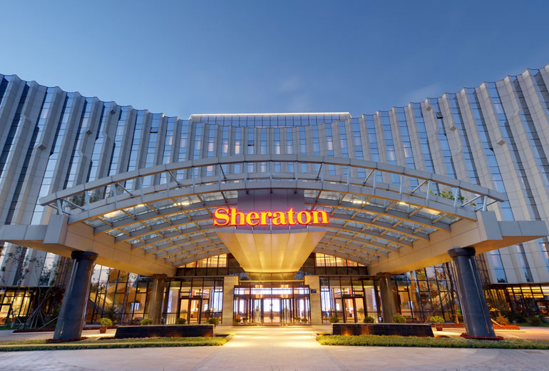 Hotell Sheraton Changchun