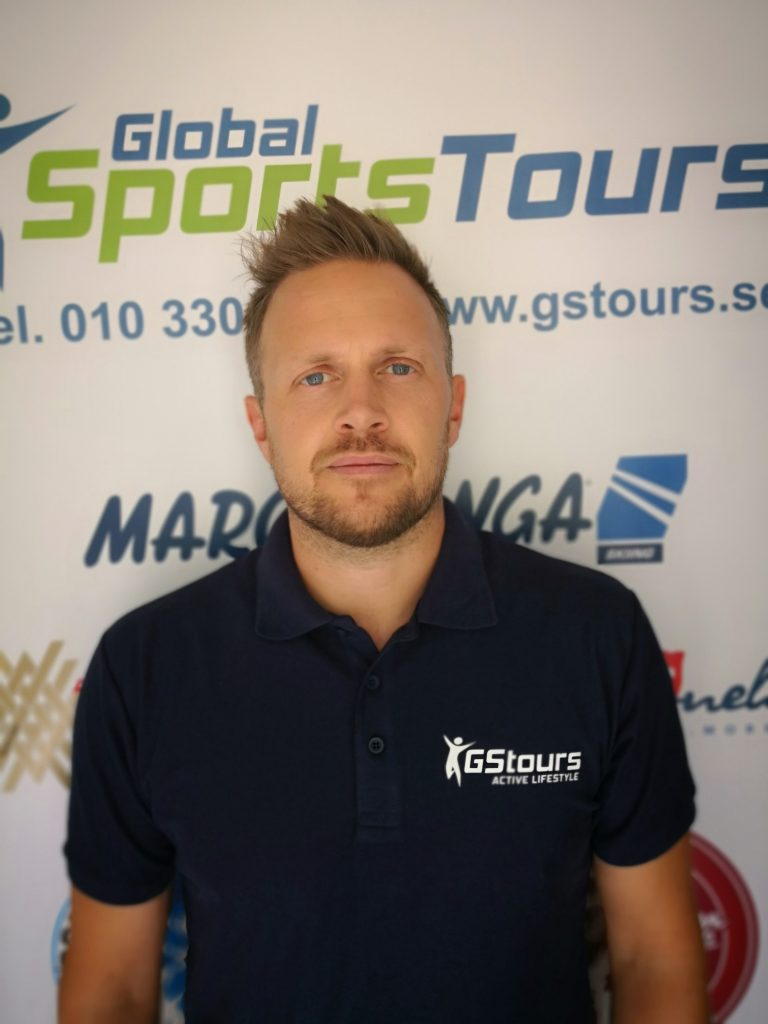 Johan Hermansson Liström CEO
