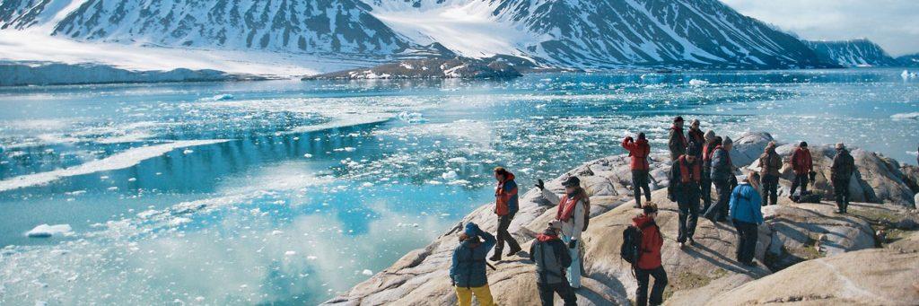 Svalbard utflykt