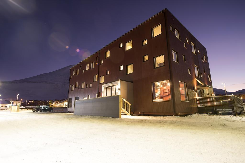 Hotel The Vault Svalbard