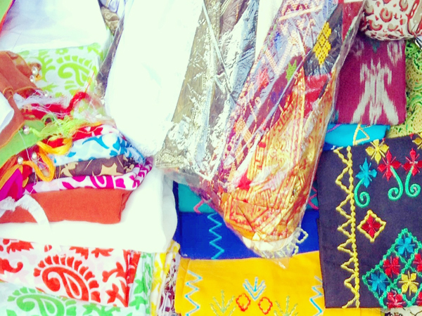 Lucy's batik