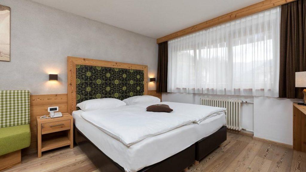 Christian hotel Corvara