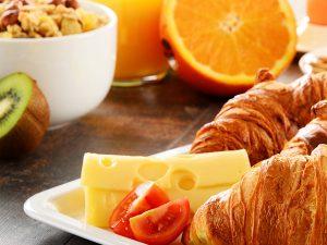 Frukost Engadin skidlopp