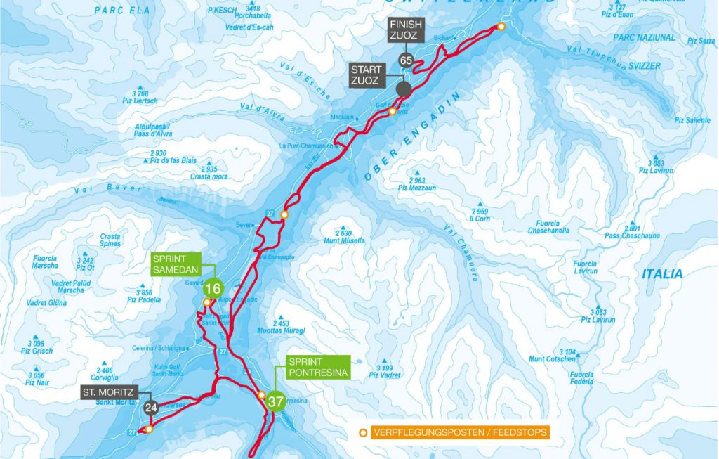 La Diagonela 65km