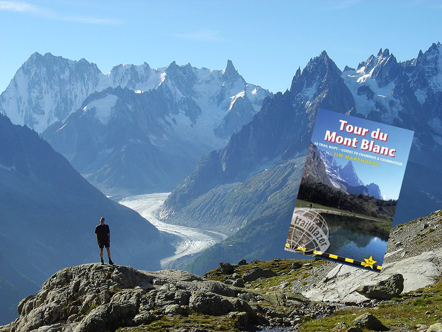 Guidebok Mont Blanc