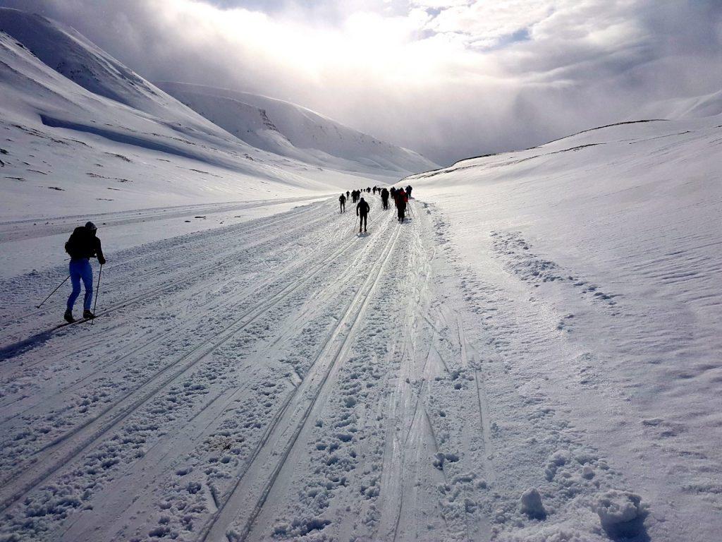Svalbard Skimarathon GStours