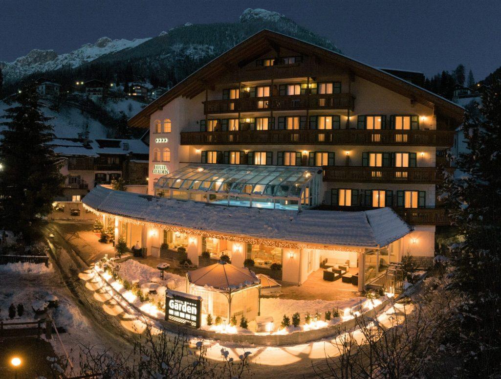 Hotel Garden Winter